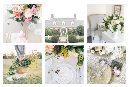 always yours events instagram inspiration